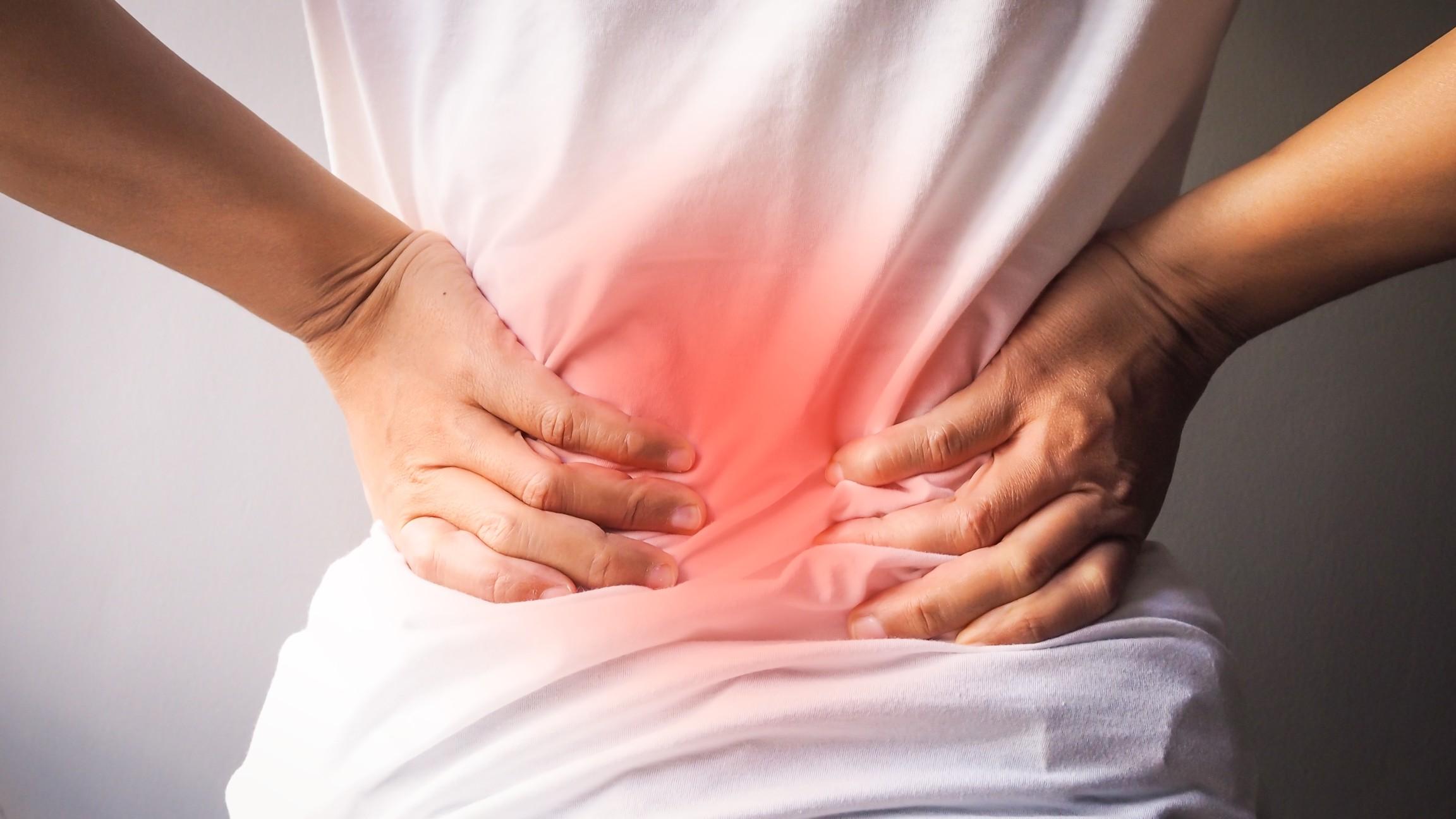 Les maladies qui peuvent provoquer un mal de dos
